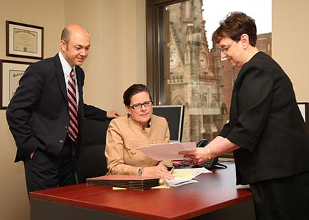 Labor and employment attorneys